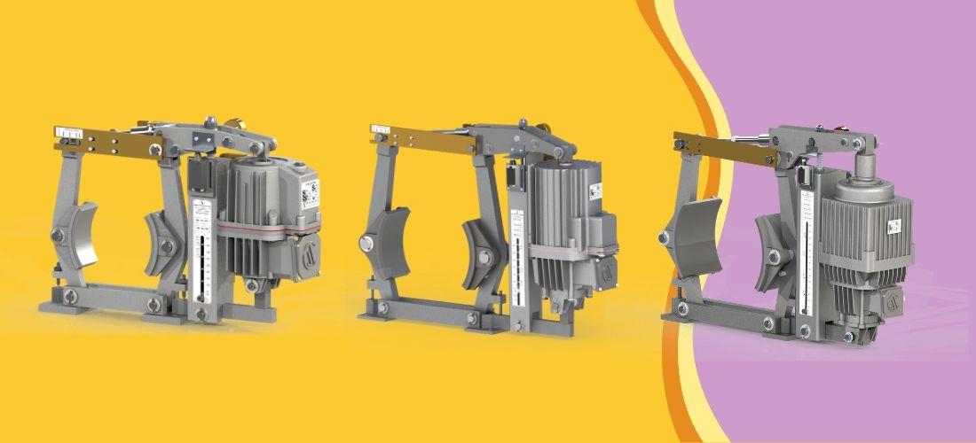 Eldro Thruster Brake Type - Operation, Installation & Specifications