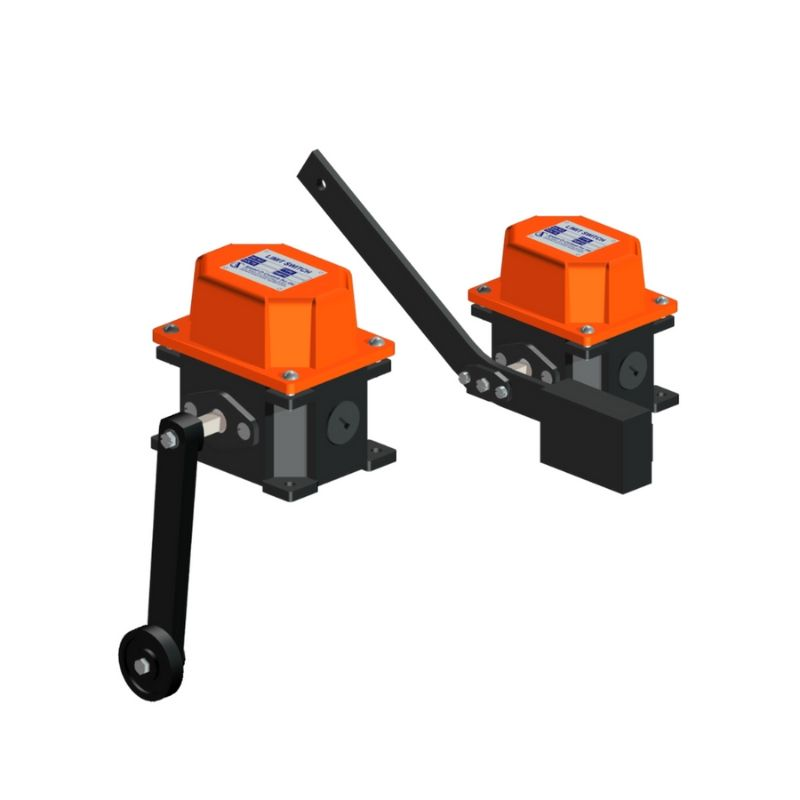 10 Amps Lever Operated & Counter Weight Operated Limit Switch