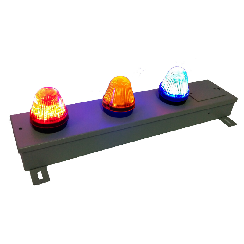 Indicator lamp for DSL Busbar system