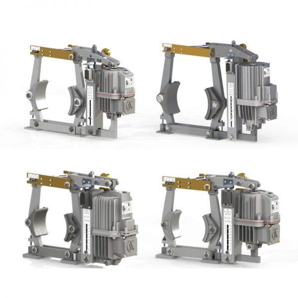 Eldro Thruster Brake - Steel Mill Duty 160 to 710