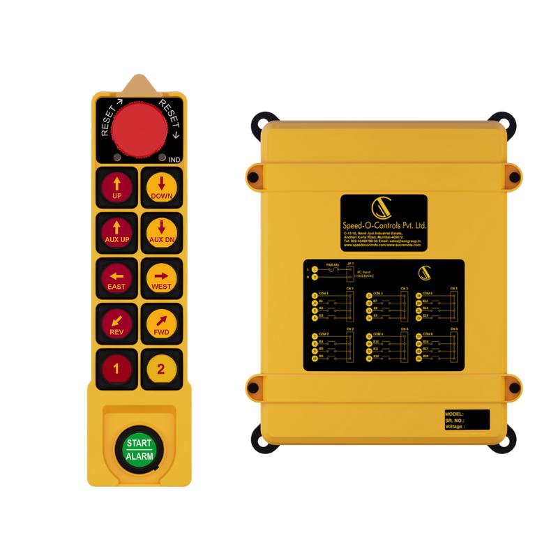Sky 501 Radio Remote Control System