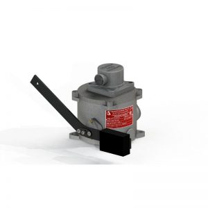 Flame Proof 40 Amps Counter Weight Operated Gravity Type Shunt Limit Switch - Gas Groups 2C