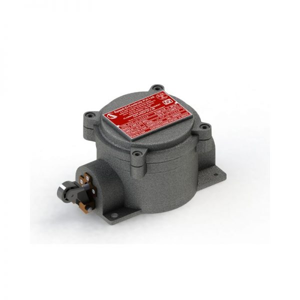 Flame Proof 10 Amps One way Lever Type Shunt Limit Switch - Gas Group 2A/2B