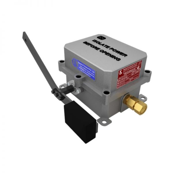 Flame Proof 40amps Counter Weight Operated Limit Switch