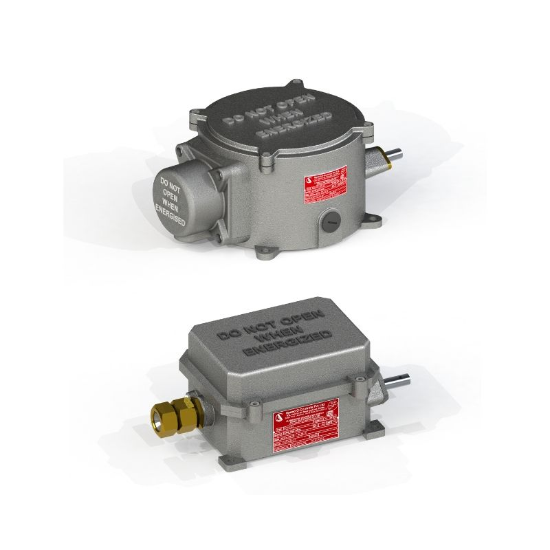 Flame Proof 10amps Worm Drive Rotary Geared Limit Switch