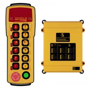 Sanora 12D Radio remote Control System