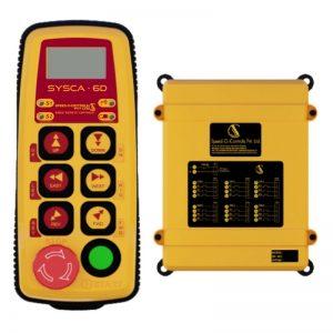 Sysca 6D Radio remote Control System