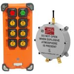 Flame Proof Impact 301 Radio Remote Control System