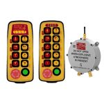Flame Proof Sysca Radio Remote Control System - Gas Group IIC